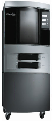 Dimension Elite 3D Printer Used for Rapid Prototyping